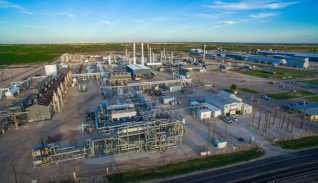 CO2 Injection - Surface facilities at SACROC unit in Texas - Schlumberger